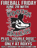 Fireball Live Music Friday With The Hooten Hallers