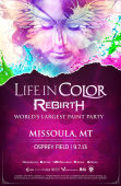 Life In Color - Montana