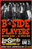 B Side Players * Merican Slang * Dj Speed One
