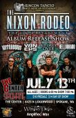 The Nixon Rodeo Cd Release