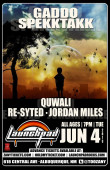 Gaddo Spekktakk * Quwali * Re-syted * Jordan Miles * Hosted By Anthony A