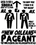 "The Mr. And Miss ""new Orleans"" Pageant!!"
