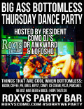 Big Ass Bottomless Thursday Dance Party