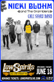 Nicki Bluhm & The Gramblers * Cali Shaw Band