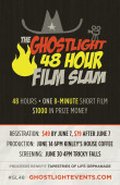 The Ghostlight 48 Hour Film Slam
