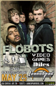 Flobots * Wheelchair Sports Camp * Video Games * Diles