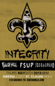 Integrity | Full Of Hell | Fat Stupid Ugly People | Ossacrux