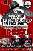Epitome Of Me Release Party