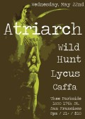 Atriarch, Wild Hunt, Lycus, Caffa