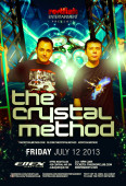 The Crystal Method | #stereofridays