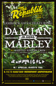 Damian Jr Gong Marley And The Ghetto Youths Crew On Oahu