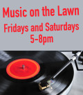 Music On The Lawn With Dj Bonehead