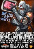 Dezert Banditz Prezentz: Mic Club 11 Hosted By Jam & Dj X-man * Wolfman Jack * Audiosociety * Skata Jay * Antro * Csrucker * Sepsis * Sin Rockwell * Keep It Real Ent * Knights Of The Zia * Beatz * Chuco * Tino Black * Petro-flow & Lil Thrilla * Rebel Mex