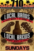 Local Bands, Local Brews
