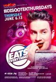 Eats Everything | #disqotekthursdays