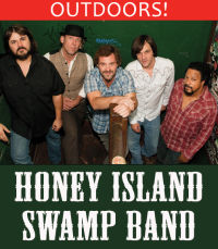 Honey Island Swamp Band