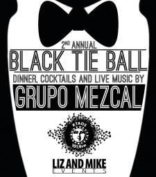 2nd Annual Black Tie Ball