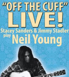 """Off the Cuff"" Live!"