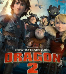 Solar Cinema presents How to Train Your Dragon 2
