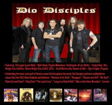 Dio's Disciples In Concert! Featuring Oni Logan On Vocals! With Special Guests Femme Fatale & Gabbie Rae