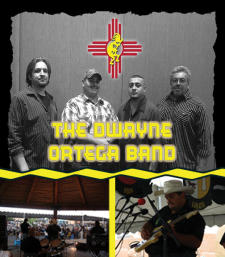 The Dwayne Ortega Band