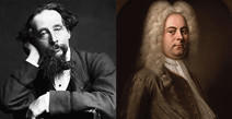 'Famous & Infamous - History Lives' - Dickens & Handel