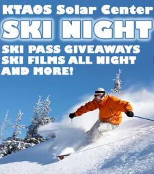 Solar Center Ski Night