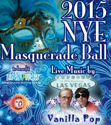 2015 NYE Masquerade Ball
