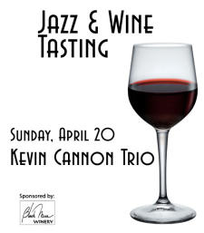 Jazz & Wine Tast