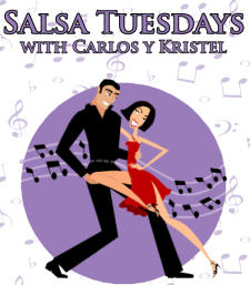 Salsa Tuesdays!