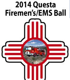 2014 Questa Firemens/EMS Ball
