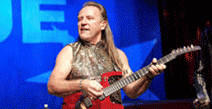 Mark Farner - formerly of Grand Funk Railroad
