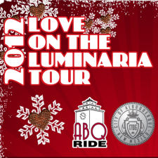 ABQ Ride Luminaria Tour