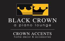 Black Crown Lounge and Crown Accents