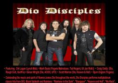 Dio's Disciples In Concert! Featuring Oni Logan On Vocals! With Special Guests  Gabbie Rae