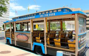 Abq Trolley Co Best Of Abq City Tour October