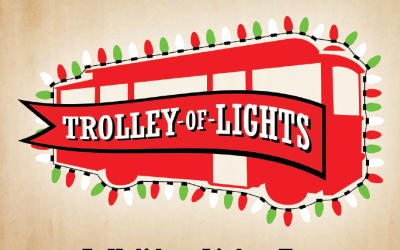 Trolley of Lights @ Hotel Albuquerque at Old Town