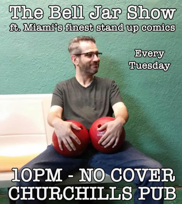 The Belljar Show!