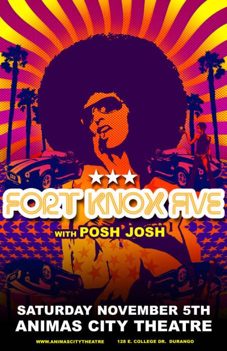 Fort Knox Five w/ Posh Josh