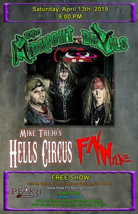 The Midnight Devils / Hell