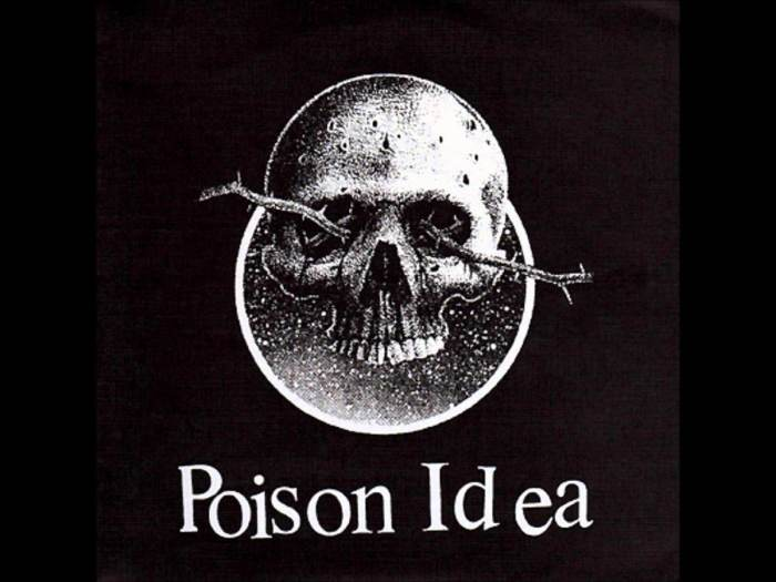 Poison Idea, MDC (Playing their 1st Album!), Moses, I, Madman, Cheap Skate