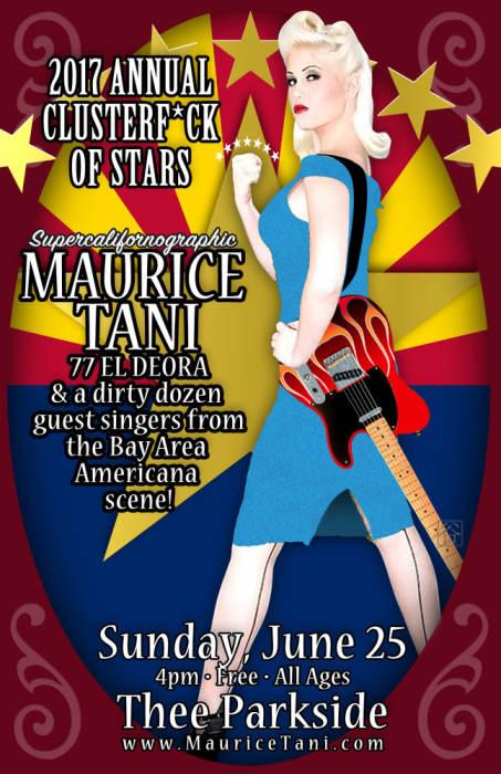 Maurice Tani (77 El Deora) & A Dirty Dozen Guest Singers