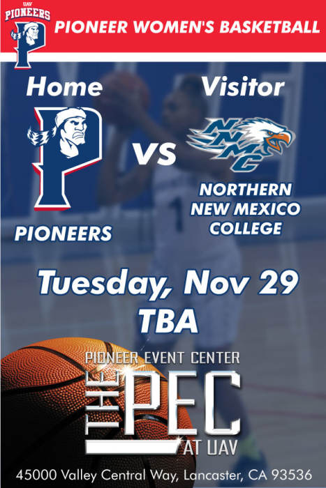 UNIVERSITY OF ANTELOPE VALLEY vs NORTHERN NEW MEXICO