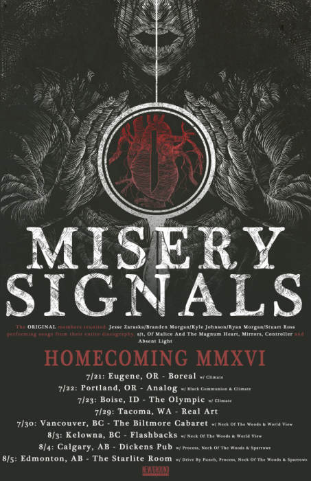 MISERY SIGNALS,