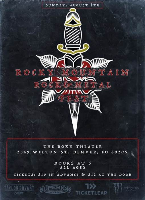 Rocky Mountain Rock & Metal Fest