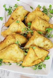 Samosas & Mimosas Pop-Up Brunch