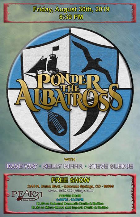 Ponder The Albatross /
