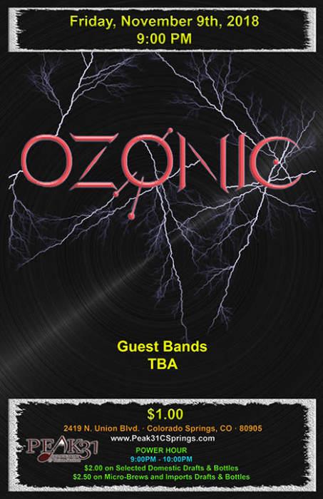 Ozonic / TBA