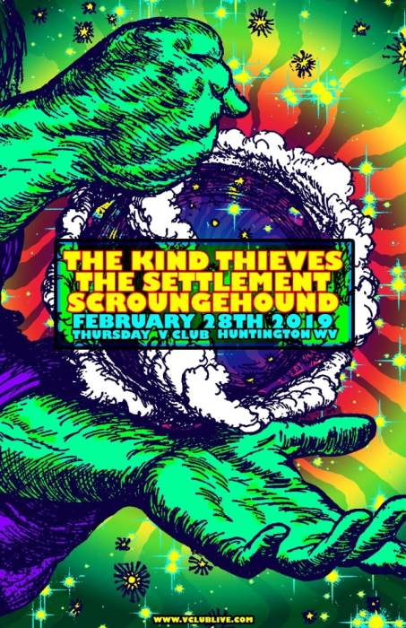 The Kind Thieves / The Settlement / Scroungehound