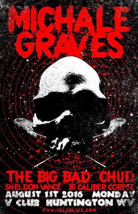 Michale Graves / The Big Bad / Chud / Sheldon Vance / 30 Caliber Corpse